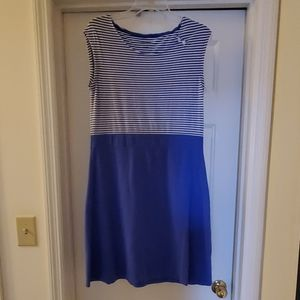 Casual cotton sundress